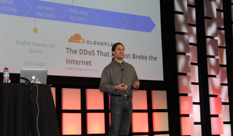 Mirai, Google, and the Future of DDoS