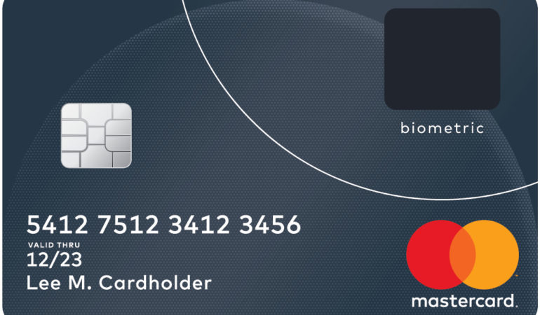 Mastercard Replaces PINs With Fingerprint Sensor on New Cards